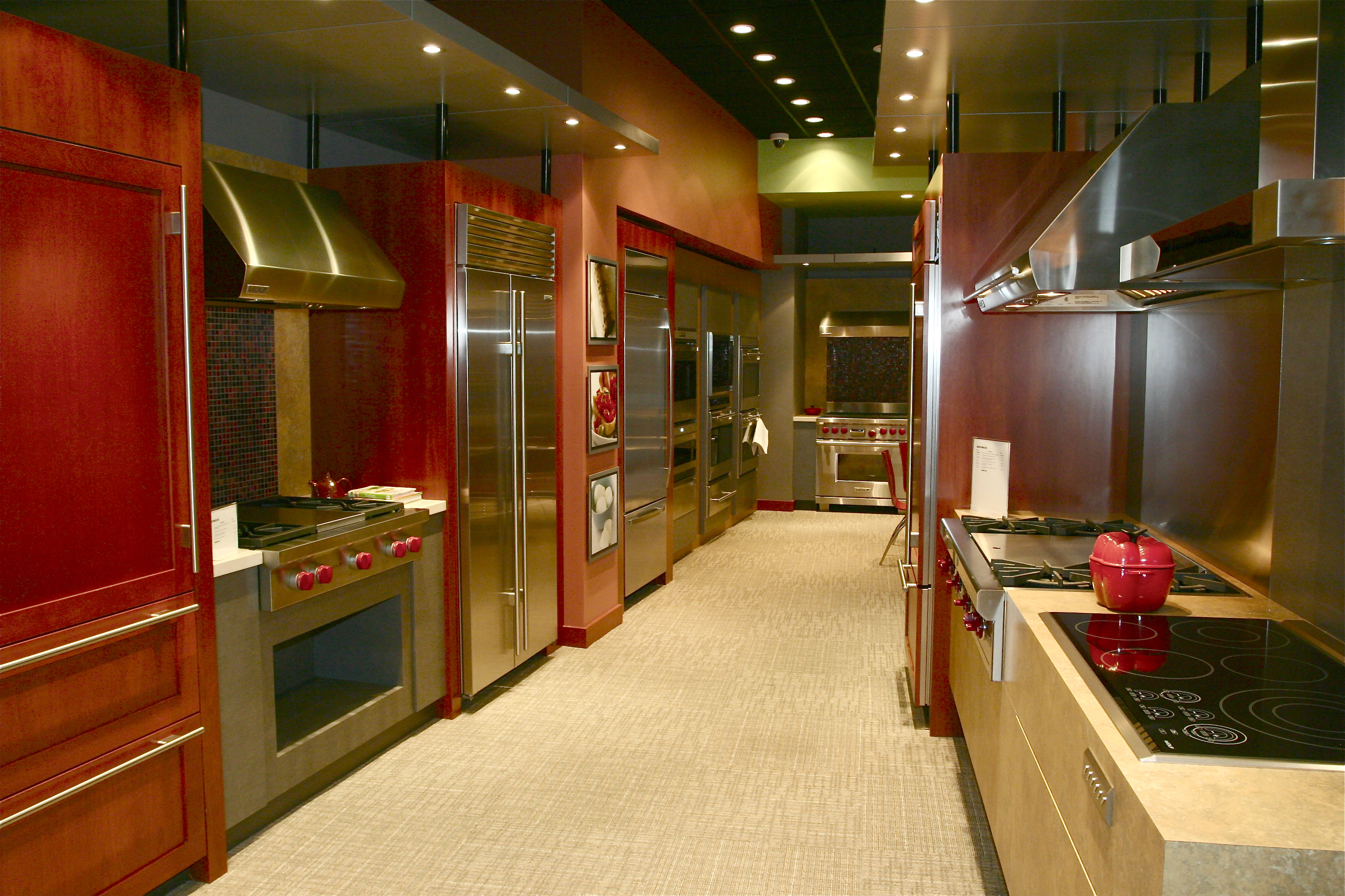This is not your grandmother 39 s appliance store food allure - Kitchen appliances store ...